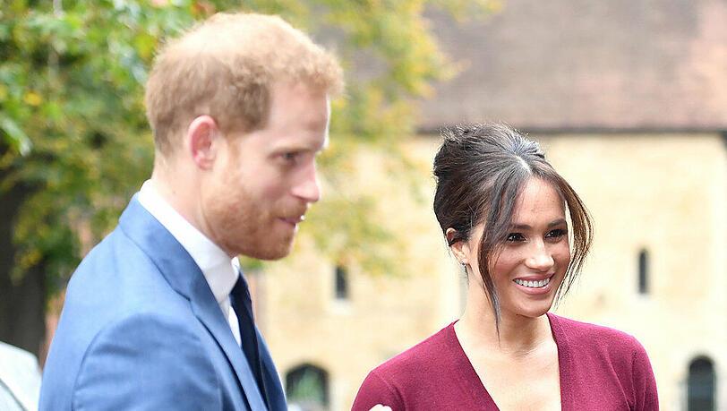 Großteil der Briten will Harry und Meghans TV-Interview nicht sehen