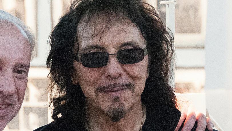 Black-Sabbath-Gitarrist Tony Iommi denkt oft an den Tod