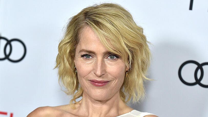 Von der 'Iron Lady' zur 'First Lady': Neue Rolle für Gillian Anderson