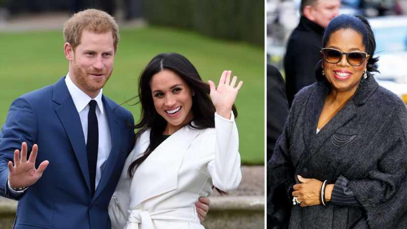Prinz Harry & Herzogin Meghan: Wie schlimm wird das Oprah-Interview für die Queen?