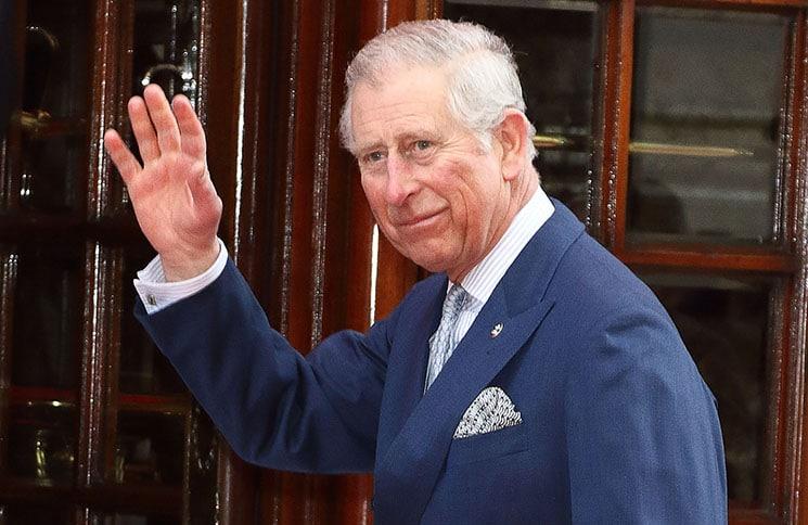 Prinz Charles und Camilla haben Corona-Impfung erhalten