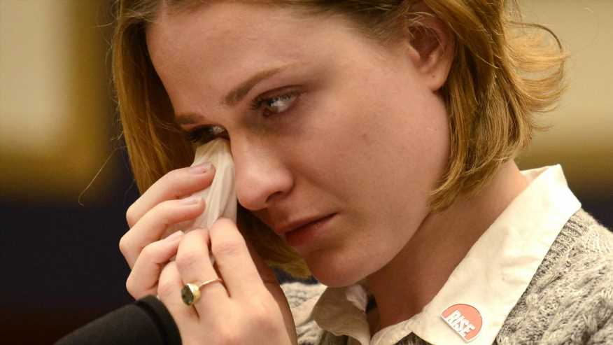 """Evan Rachel Wood: Sänger Marilyn Manson soll sie """"jahrelang missbraucht haben"""""""