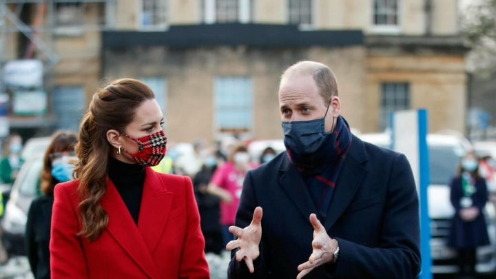 Prinz William und Herzogin Kate: So unterstützen sie die Impfkampagne