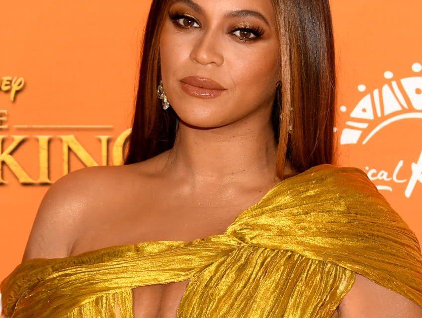 So freizügig haben wir Beyoncé noch nie gesehen