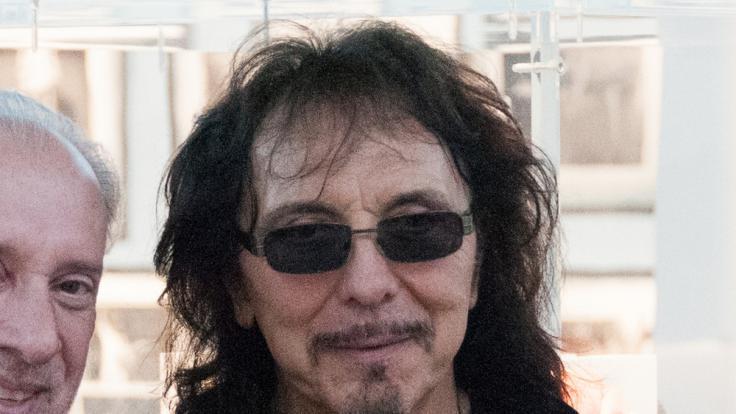Krebs: Black-Sabbath-Gitarrist Tony Iommi denkt oft an den Tod