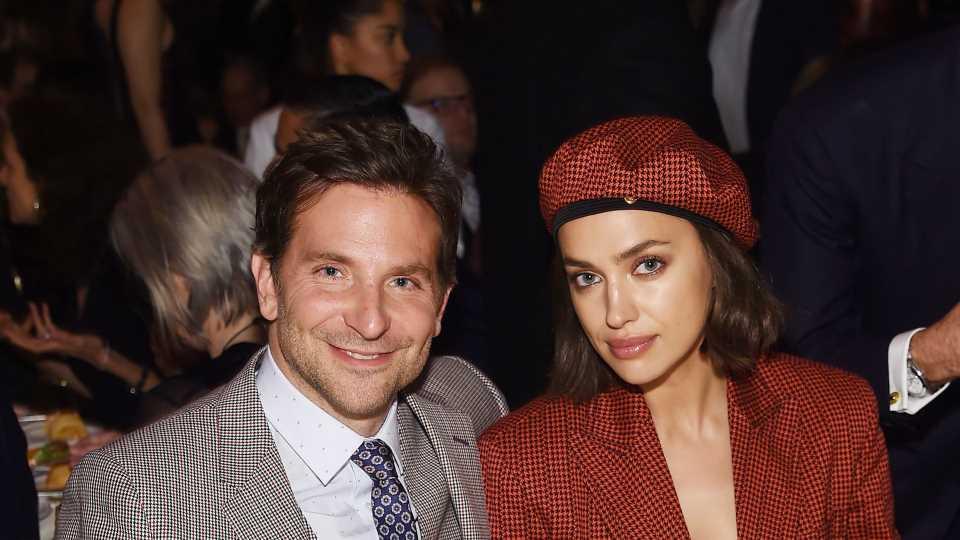 Zwei Jahre nach Trennung: Bradley Cooper mit Irina unterwegs