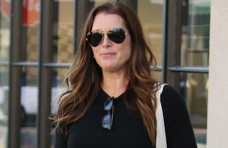 Brooke Shields: Noch nicht perfekt!