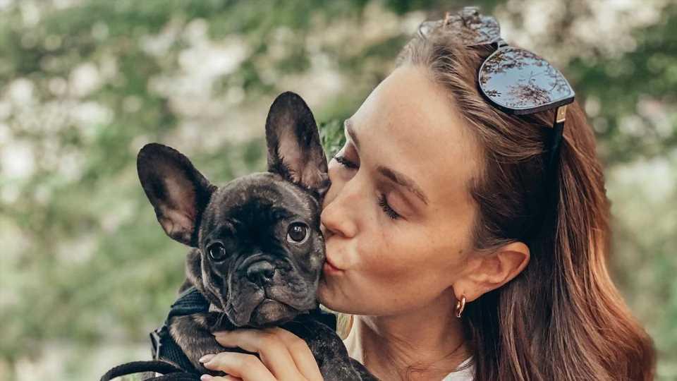 Herzwürmer? Christina Graß' Hündin bekommt Fehldiagnose