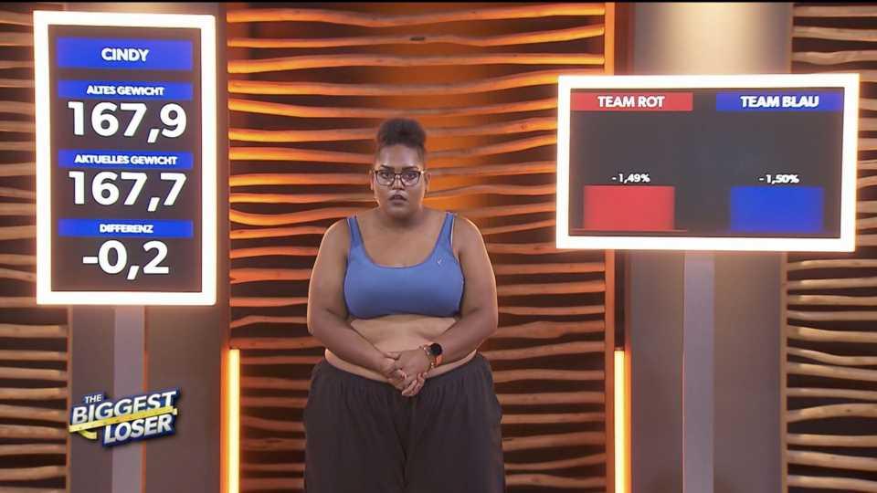 """""""The Biggest Loser""""-Aus: Wie verkraftet Cindy den Rauswurf?"""
