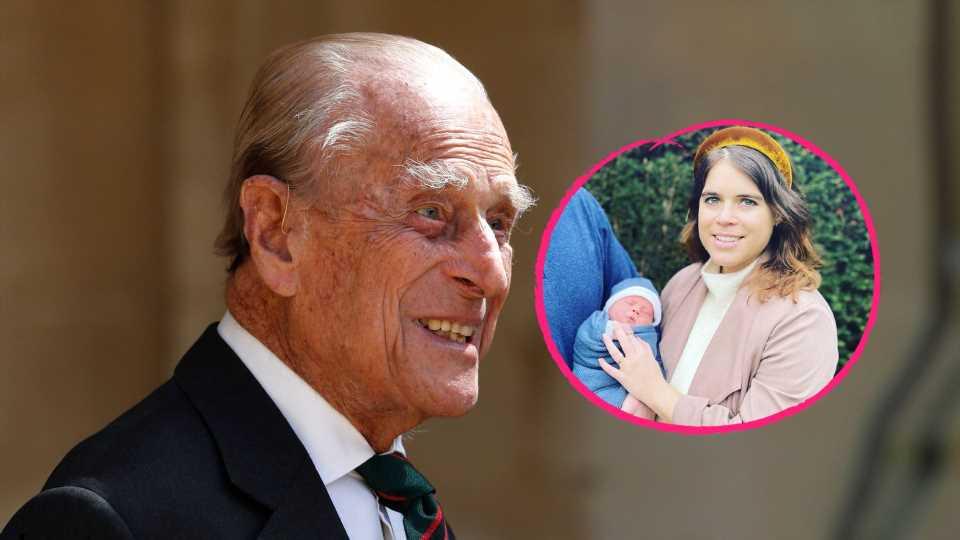 Tribut an Prinz Philip: Das bedeutet Name von Eugenies Sohn