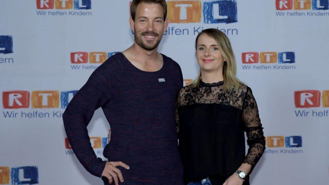 Premiere: Anna und Gerald Heiser zeigen ihren Nachwuchs