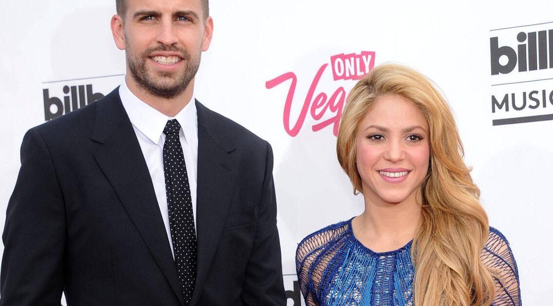 Shakira und Gerard Piqué: Aus einer Smalltalk-Frage wurde die große Liebe