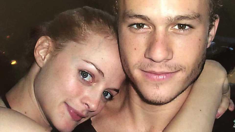 Rührend: Heather Graham teilt alte Pics von Heath Ledger (†)