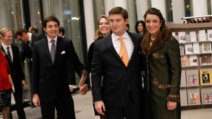 Prinzessin Alexandra von Luxemburg wird 30: Für DIESE Adelige wurde die Thronfolge geändert