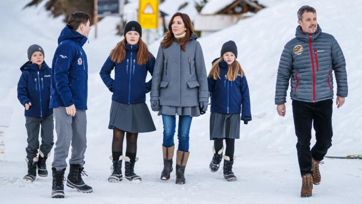 Prinzessin Mary von Dänemark: So besorgt hat man die Kronprinzessin noch nie gesehen
