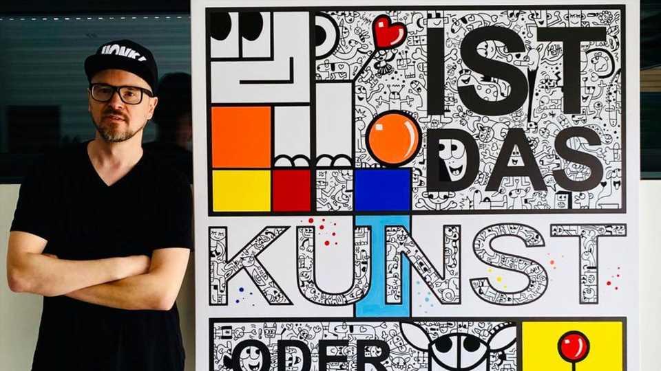 Pop-Art-Künstler: Sagt Sänger Honk! deswegen Ballermann ade?