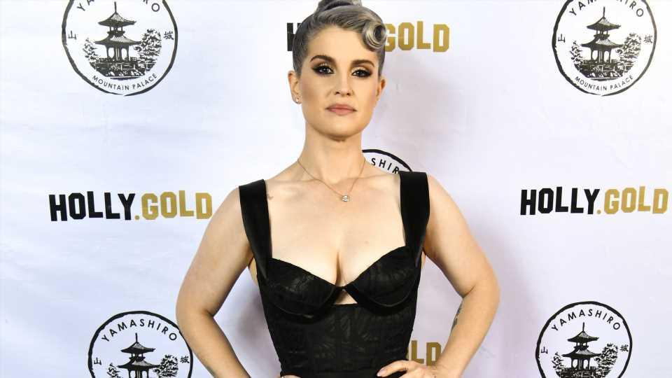 Mega-Dekolleté: Kelly Osbourne präsentiert ihre neuen Kurven