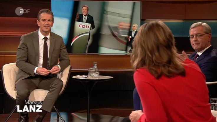"""Markus Lanz im ZDF: """"Höchst problematisch!"""" Talkgäste verwundert über Laschets Corona-Statements"""
