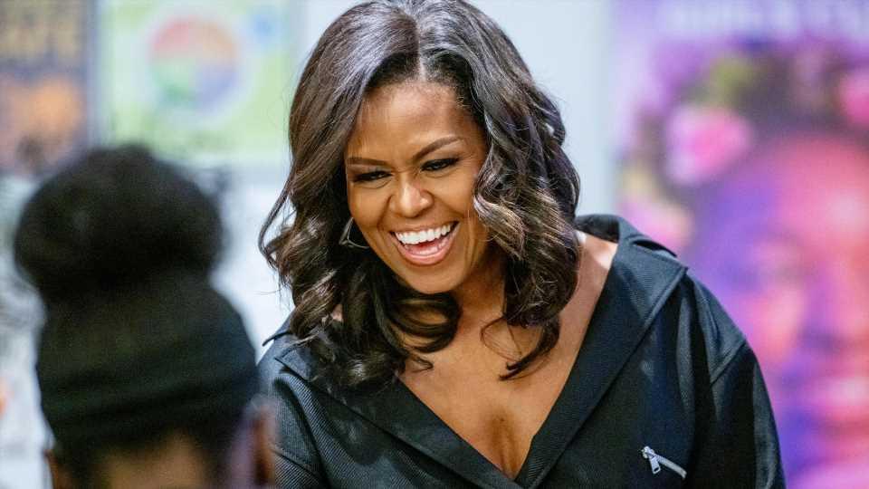 Michelle Obama: Neue Netflix-Show für die ehemalige First Lady