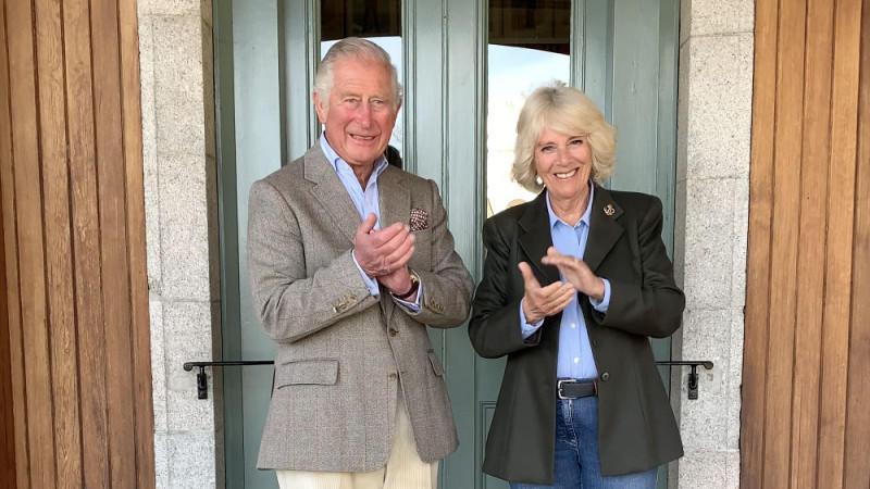 Prinz Charles und Camilla sind geimpft