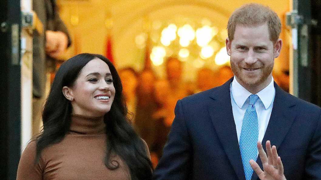 Oprah-Interview: Meghan und Harry wollen der Queen nicht schaden
