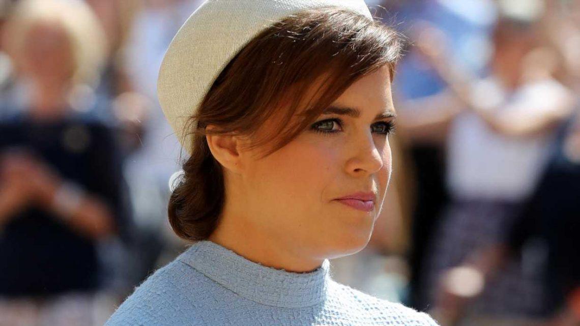 Verplappert: Verrät Prinzessin Eugenies Mutter hier den Namen des Babys?