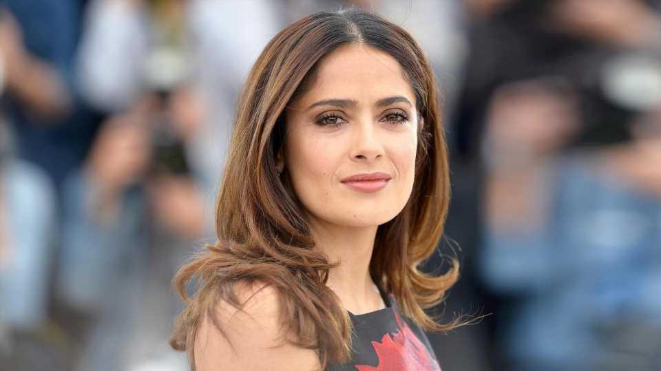 Salma Hayek musste bei Sexszene mit Antonio Banderas weinen