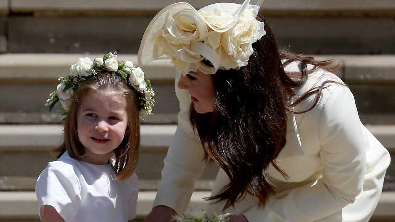 Herzogin Kate: Bittere Tränen wegen Tochter Charlotte   InTouch