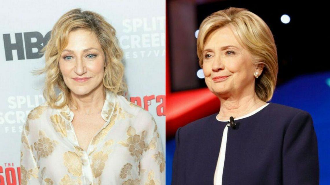 Edie Falco spielt Hillary Clinton