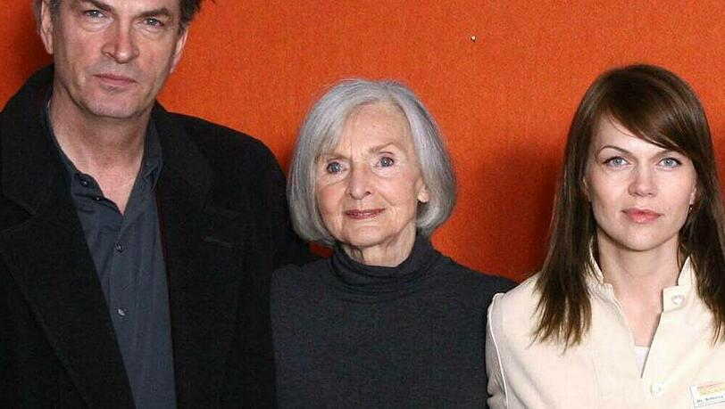 Schauspielerin Katharina Matz ist gestorben
