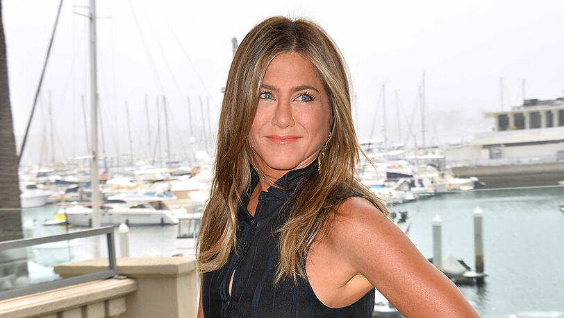 Das steckt hinter Jennifer Anistons '11 11′-Tattoo am Handgelenk