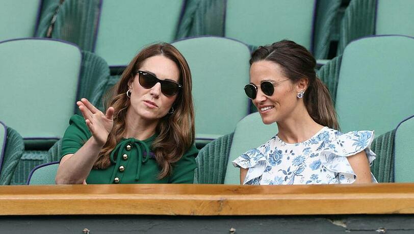 Familienzuwachs bei Herzogin Kate: Schwester Pippa ist wieder Mutter