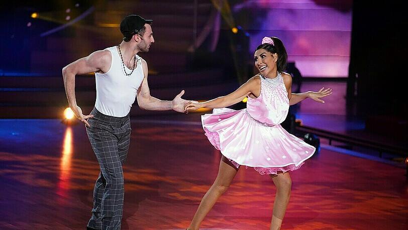 'Let's Dance': Kai Ebel tanzt 'Toblerone', Senna Gammour tanzt ab