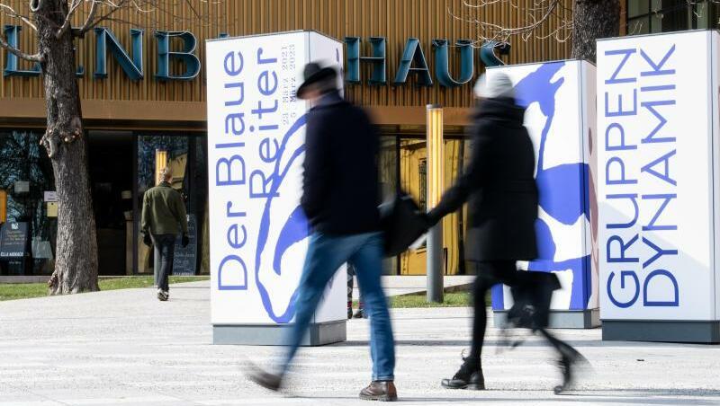Münchner Lenbachhaus präsentiert den Blauen Reiter: 'Gruppendynamik'