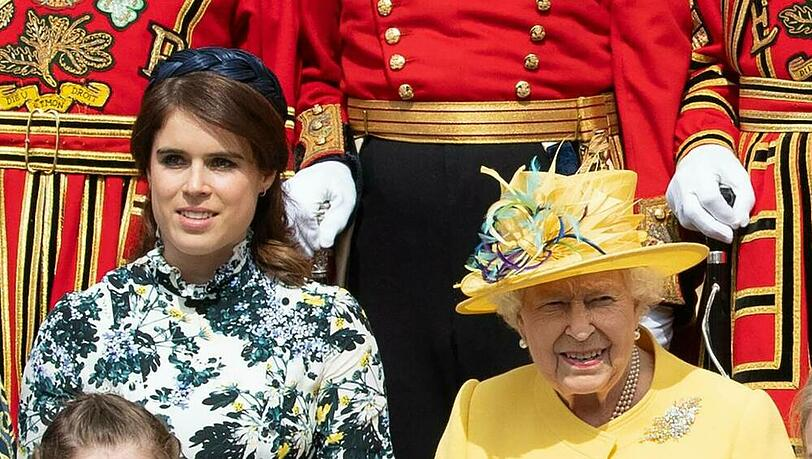 Queen Elizabeth II. gratuliert Prinzessin Eugenie zum Geburtstag