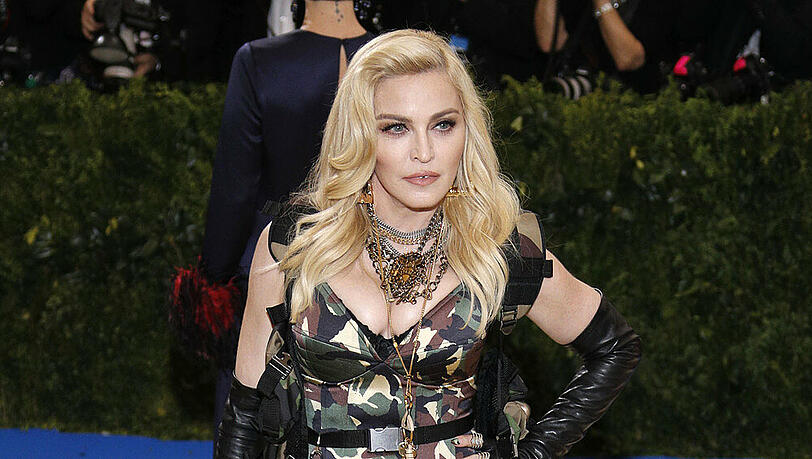 Ansage an ihre Kritiker: Madonna postet Bilder in knapper Reizwäsche