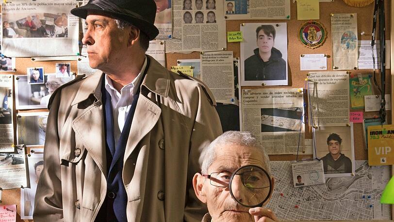 Nominiert für Dokumentarfilm-Oscar: 'Der Maulwurf – Ein Detektiv im Altersheim'