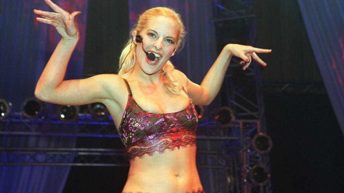 """Wow! """"No Angels""""-Star Sandy Mölling sieht fast genauso aus wie vor 20 Jahren"""