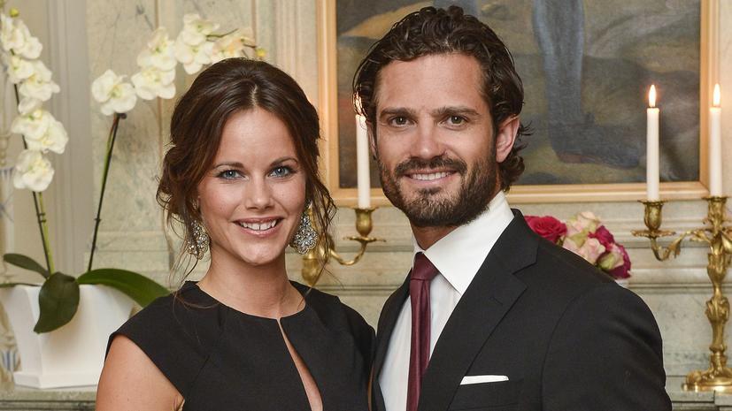 Prinz Carl Philip und Prinzessin Sofia von Schweden: Ihr drittes Baby ist da!
