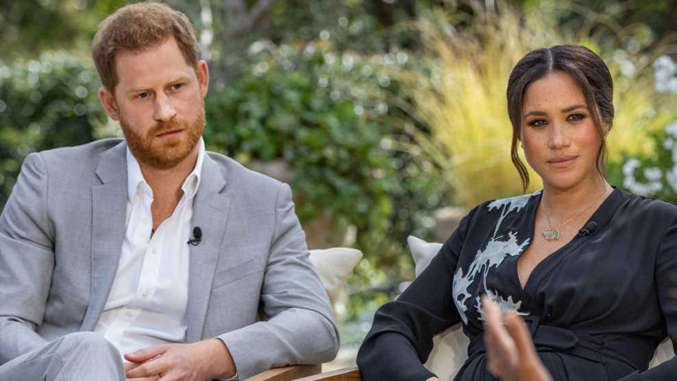 Prinz Harry und Herzogin Meghan: Pfarrer widerspricht ihren Hochzeits-Aussagen