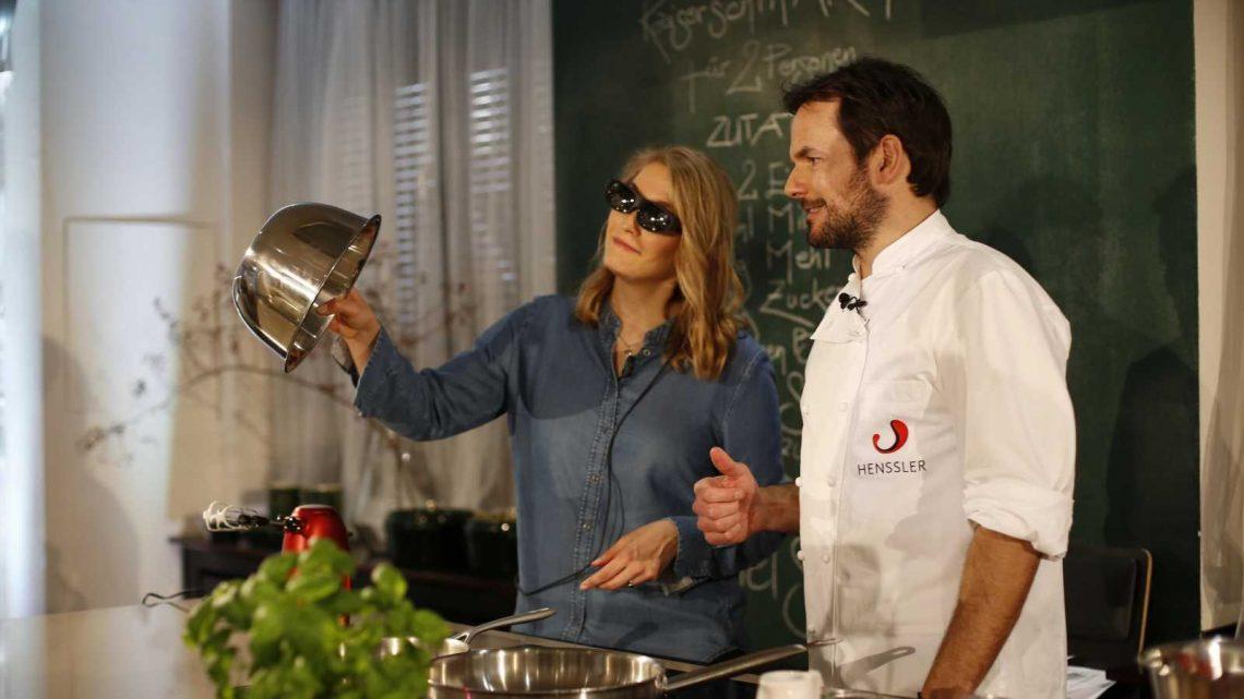 Kochen lernen mit dem virtuellem Henssler!
