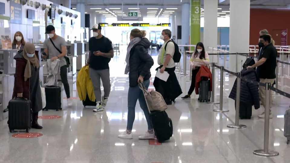 Testchaos: Wie komme ich von Mallorca wieder nach Hause?