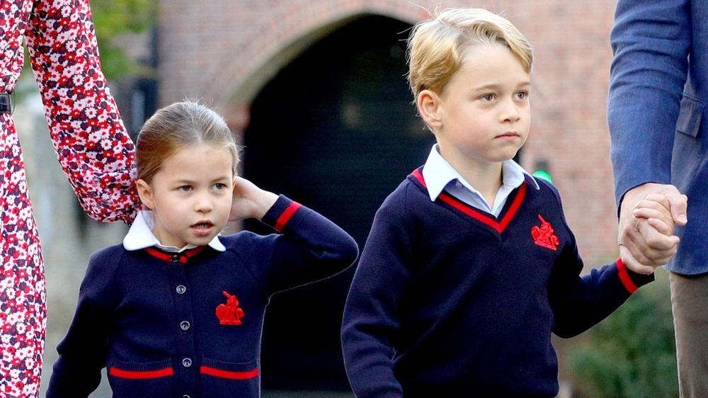 Prinzessin Charlotte & Prinz George: Mit diesem neuen Hobby eifern sie der Queen nach