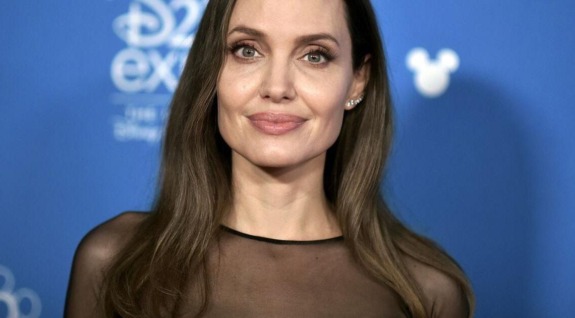 Angelina Jolie verkauft Bild von Churchill bei Auktion