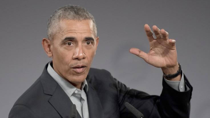 Sarah Obama ist tot: Todes-Drama! Barack Obama trauert um seine verstorbene Oma