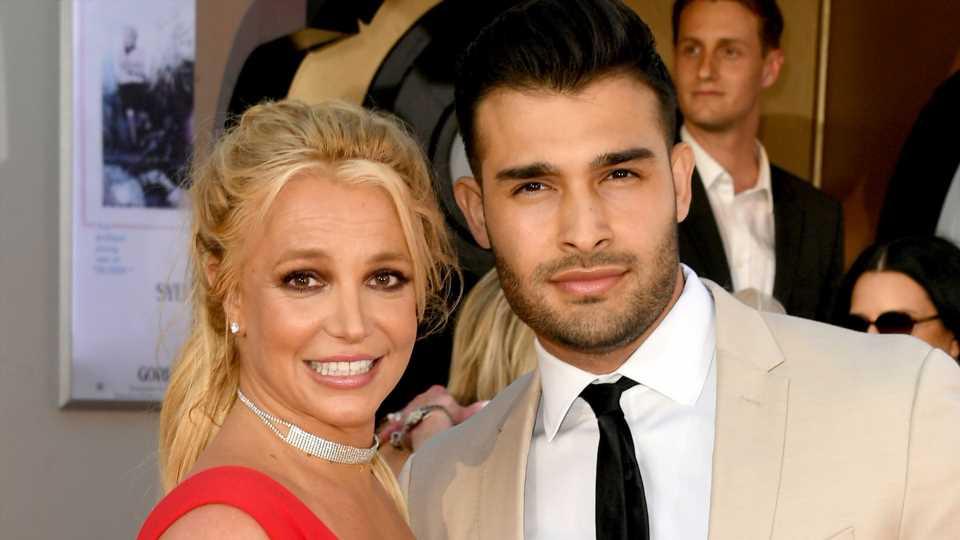 Zum Geburtstag: Britney Spears widmet Sam einen süßen Post
