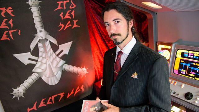 """Experte: Auch Klingonen aus """"Star Trek"""" beschäftigt Corona"""