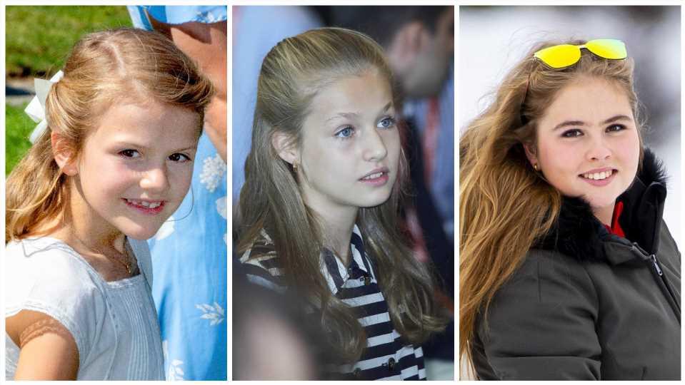 Im Dienste der Krone: Die zukünftigen Königinnen in Europa