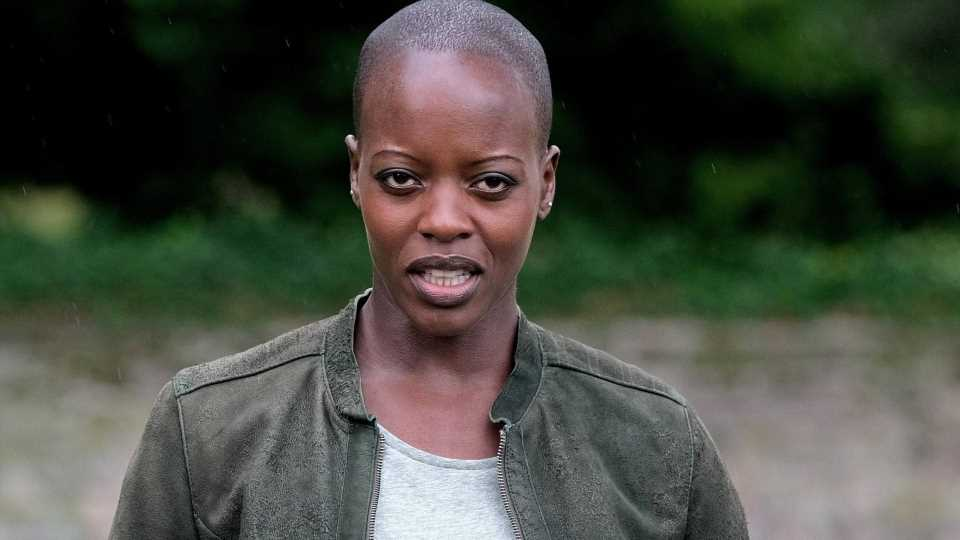 """Was """"Tatort""""-Star Florence Kasumba mit einer Edelhure zu tun hat"""
