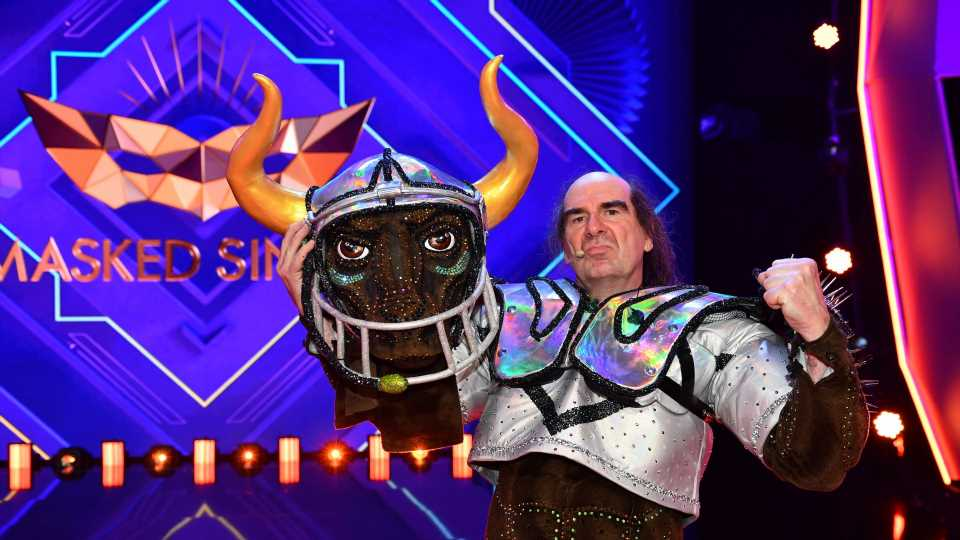 """Gesang in Latein bei """"The Masked Singer"""": Guildo hat Latinum"""